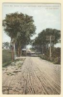 Road to Old Orchard, Saco, ca. 1907