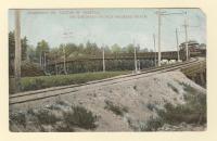 Trolley car in Scarboro, ca. 1908