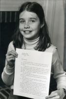 Samantha Smith, Manchester, 1983