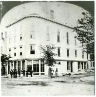 Odd Fellows Block, Biddeford, ca. 1874