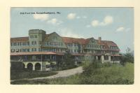 Old Fort Inn, Kennebunkport, ca. 1910