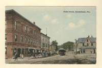 Main Street, Kennebunk, ca. 1915