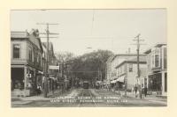 Atlantic Shore Line Railway, Kennebunk, ca. 1910