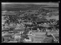 Aerial photo, Searsport, ca. 1930