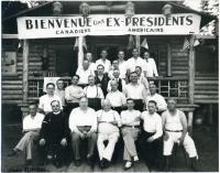 Snowshoe club presidents, Quebec
