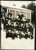 Les Diables Rouges, Lewiston, ca. 1935