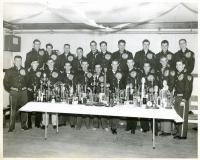Club Passe-Temps banquet, Lewiston, ca. 1965
