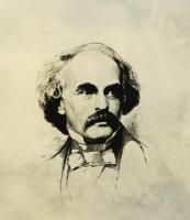 Nathaniel Hawthorne, London, 1860