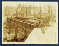 Street railway bridge, Rockport, 1921