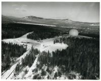 Satellite System Earth Station, Andover, 1962