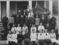 Bonython School, Saco, ca. 1920
