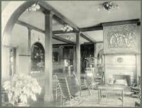 Poland Spring House office, 1894