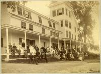 Mansion House, Poland Spring, 1884