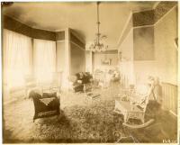 Ladies' Parlor, Poland Spring House, ca. 1895