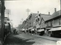 Main Street, Biddeford, October 1909