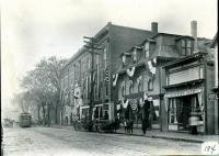 Main Street, Showing Masonic Building