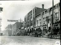 Main Street, West from Akinson's, Biddeford, 1909