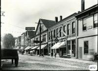 Washington Street, Biddeford, 1909