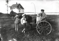 The Moulton boys, South Portland, ca. 1900