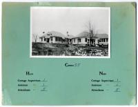 Hill Farm, Pownal State School, ca. 1953