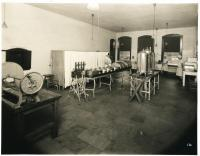 Kitchen, Pownal State School, New Gloucester, 1938