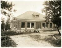 Laundry, Pownal State School, ca. 1937