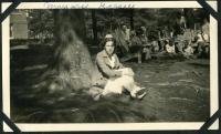 Marjorie Kessell, Pownal State School, 1936