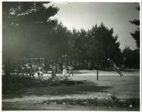 Playground, Pownal State School, ca. 1937