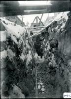 Sewer excavation, Biddeford, ca. 1914