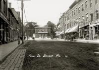 Main Street, Belfast, ca. 1920