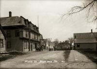 Main Street, Deer Isle, ca. 1915