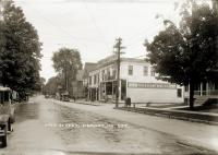Main Street, Norway, ca. 1925