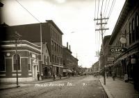 Main Street, Rockland, ca. 1920