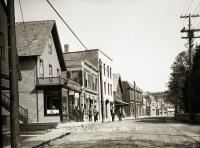 Main Street, Northeast Harbor, ca. 1910