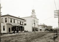 Main Street, Mars Hill, ca. 1915