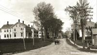 Main Street, Searsport, ca. 1910