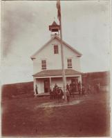 West New Portland Schoolhouse, ca. 1900