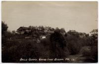 Balls Camps, Grand Lake Stream, ca. 1914