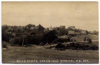 Ball's Camps, Grand Lake Stream, ca. 1915