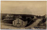 Balls Camps, Grand Lake Stream, ca. 1915