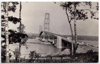 Deer Isle, Sedgwick Bridge, ca. 1959