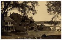 Main Street Wiscasset, ca. 1916