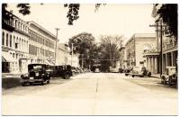 Main Street Thomaston, ca. 1940