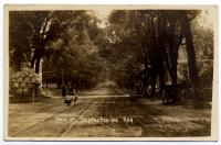 Thomaston's Main Street, ca. 1920