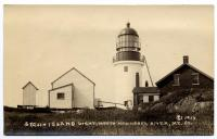 Seguin Island Light, Georgetown, 1913