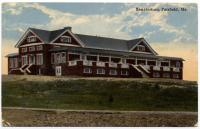 Chase Memorial Sanatorium, Fairfield, ca. 1914