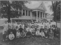 Bonython School, Saco, ca. 1900