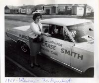Campaign car, Illinois, 1964