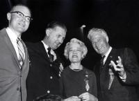 Margaret Chase Smith, John Reed, San Francisco, 1964