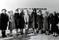 Margaret Chase Smith Day, Skowhegan, 1964